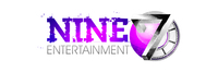 Nine 7 Entertainment Company Logo by La'Darris Boykin in Baltimore MD